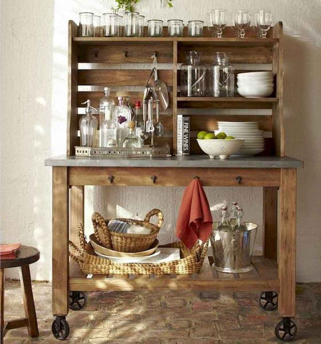 32 Awesome DIY Mini Coffee Bar Design Ideas For Your Home (25)