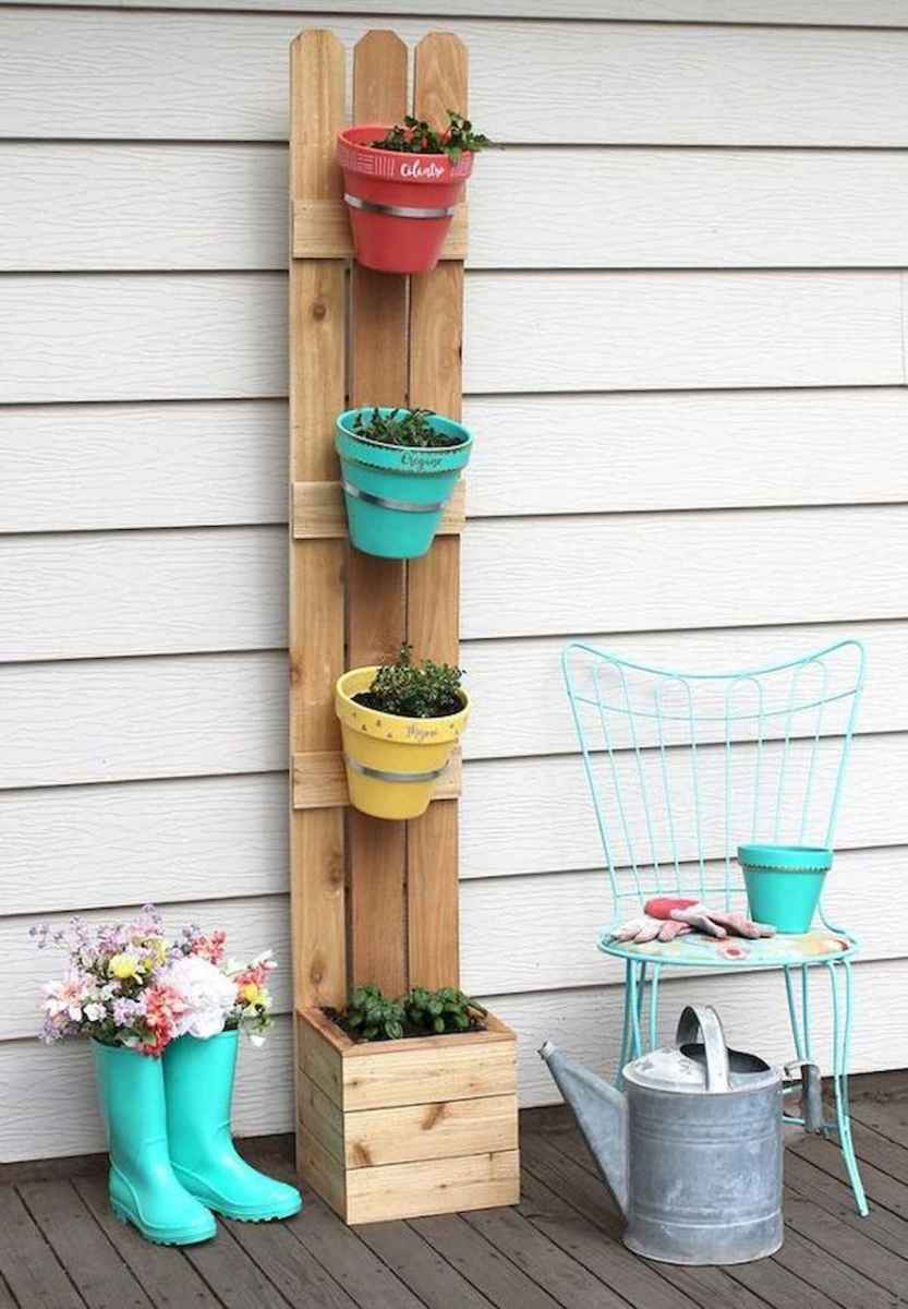 33 Awesome DIY Painted Garden Decoration Ideas for a Colorful Yard (10)