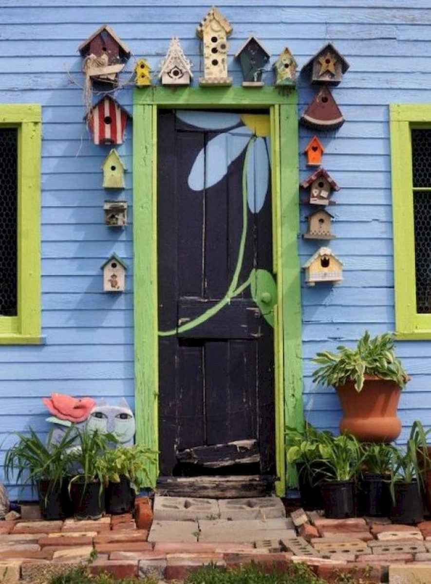 33 Awesome DIY Painted Garden Decoration Ideas for a Colorful Yard (18)