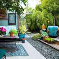 33 Awesome DIY Painted Garden Decoration Ideas for a Colorful Yard (9)