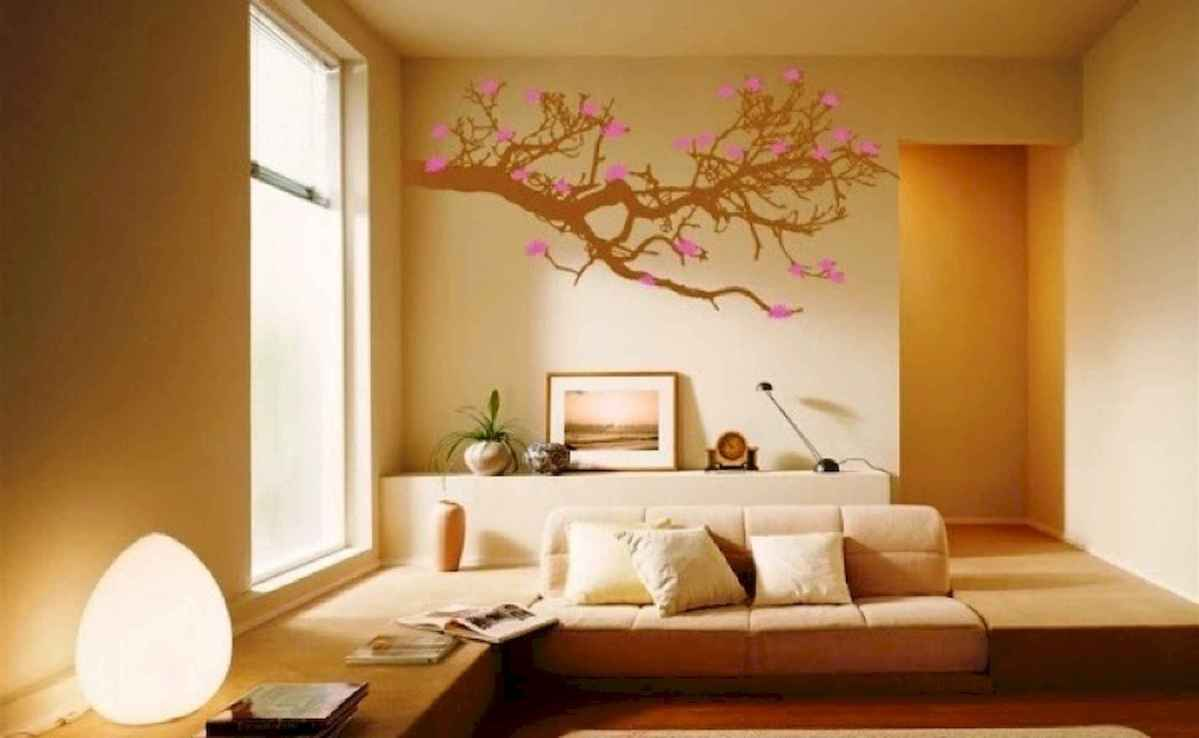 40 Awesome Wall Painting Ideas For Home (14)