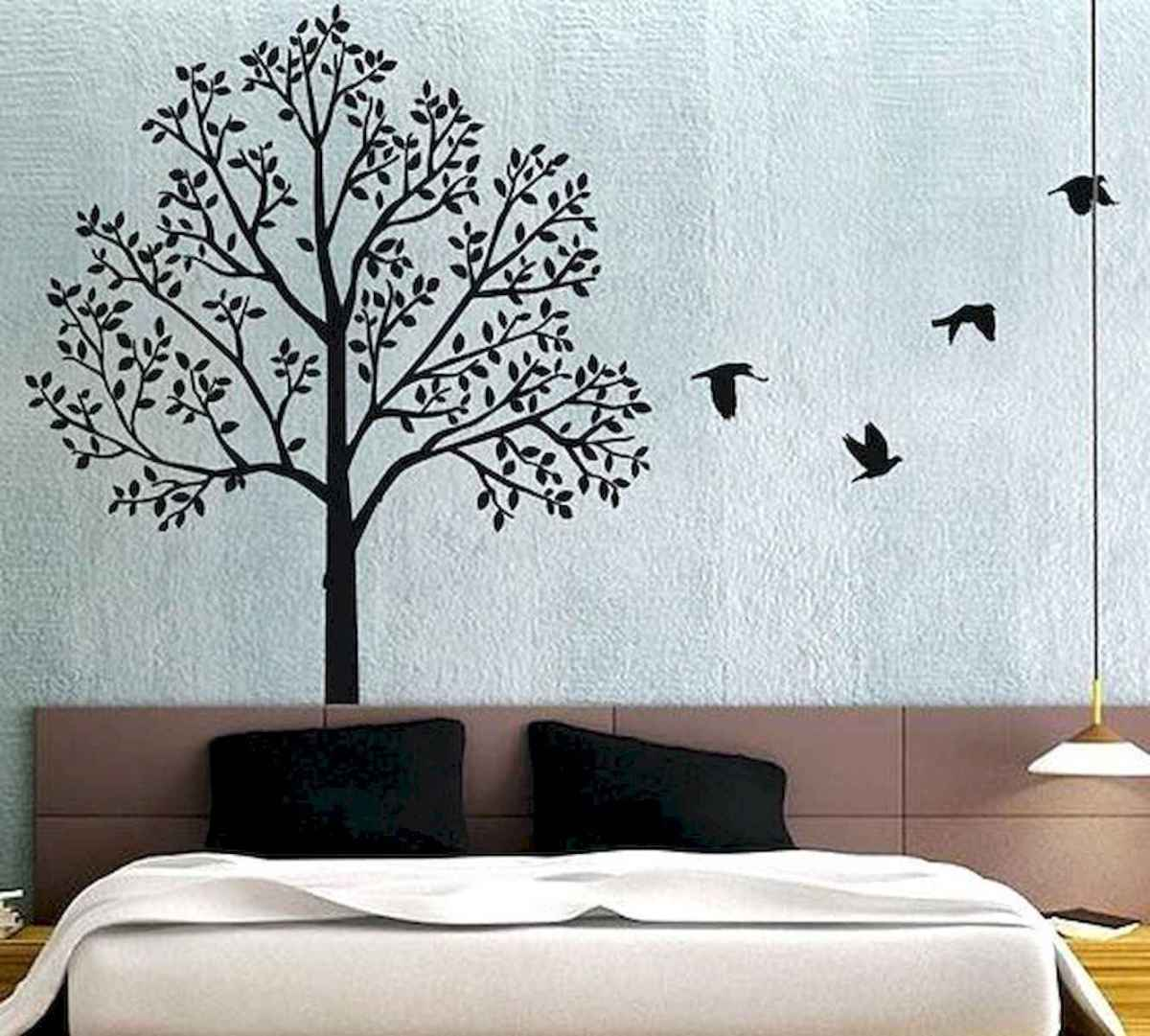 40 Awesome Wall Painting Ideas For Home (23)