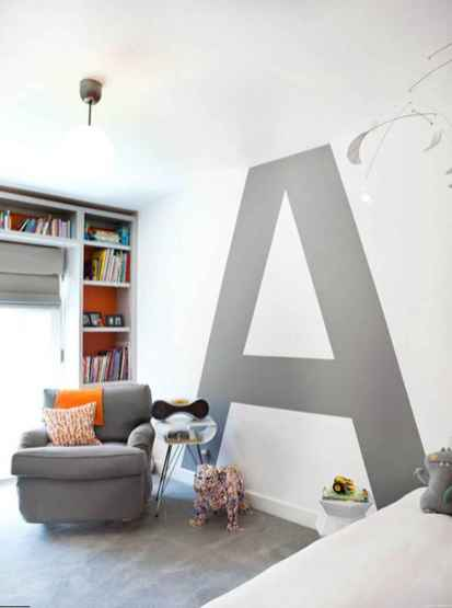 40 Awesome Wall Painting Ideas For Home (29)