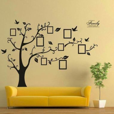 40 Awesome Wall Painting Ideas For Home (3)