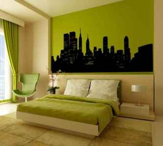 40 Awesome Wall Painting Ideas For Home (38)