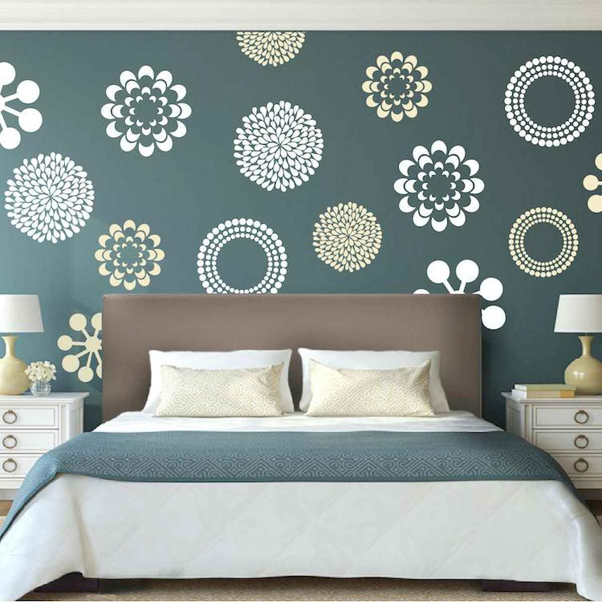 40 Awesome Wall Painting Ideas For Home (5)
