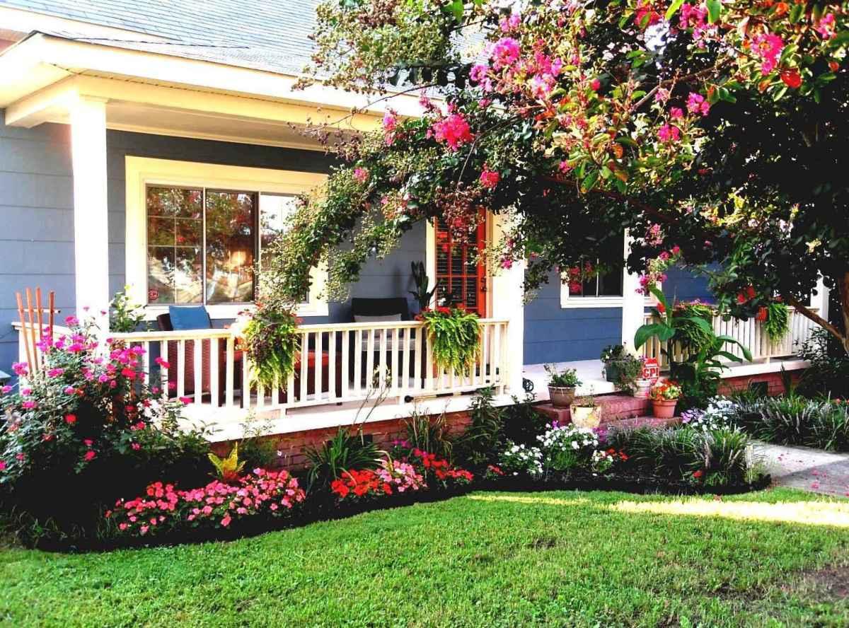 40 Inspiring Front Yard Landscaping Ideas (12)