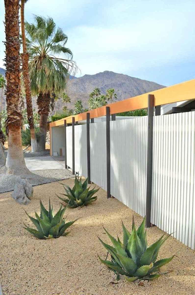 40 Unique Garden Fence Decoration Ideas (5)