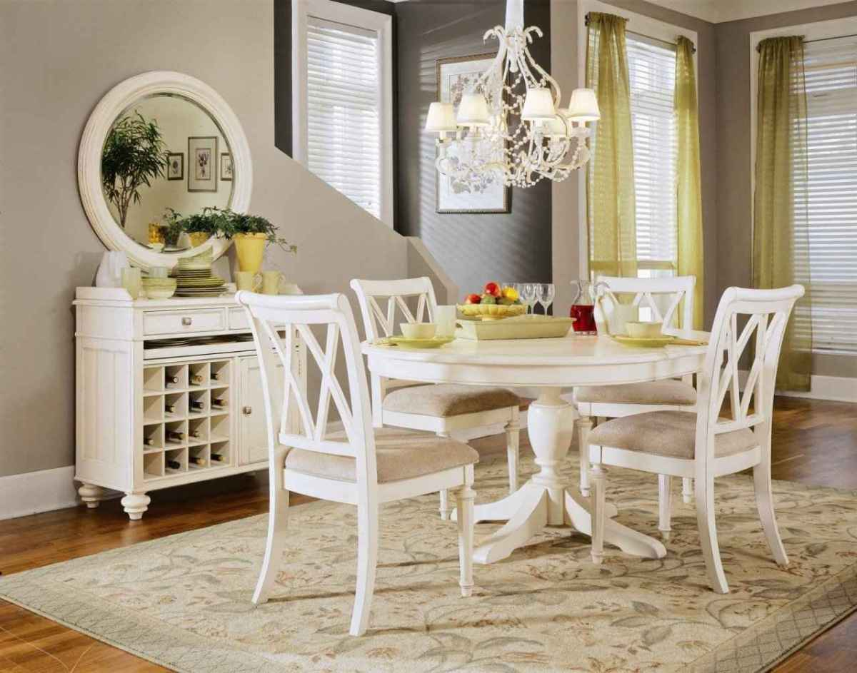50 Vintage Dining Table Design Ideas And Decor (23)