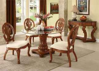 50 Vintage Dining Table Design Ideas And Decor (25)