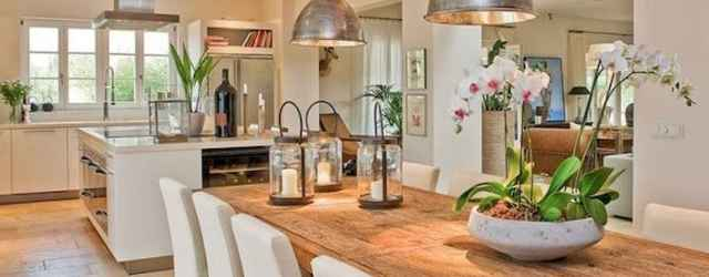 50 Vintage Dining Table Design Ideas And Decor (43)