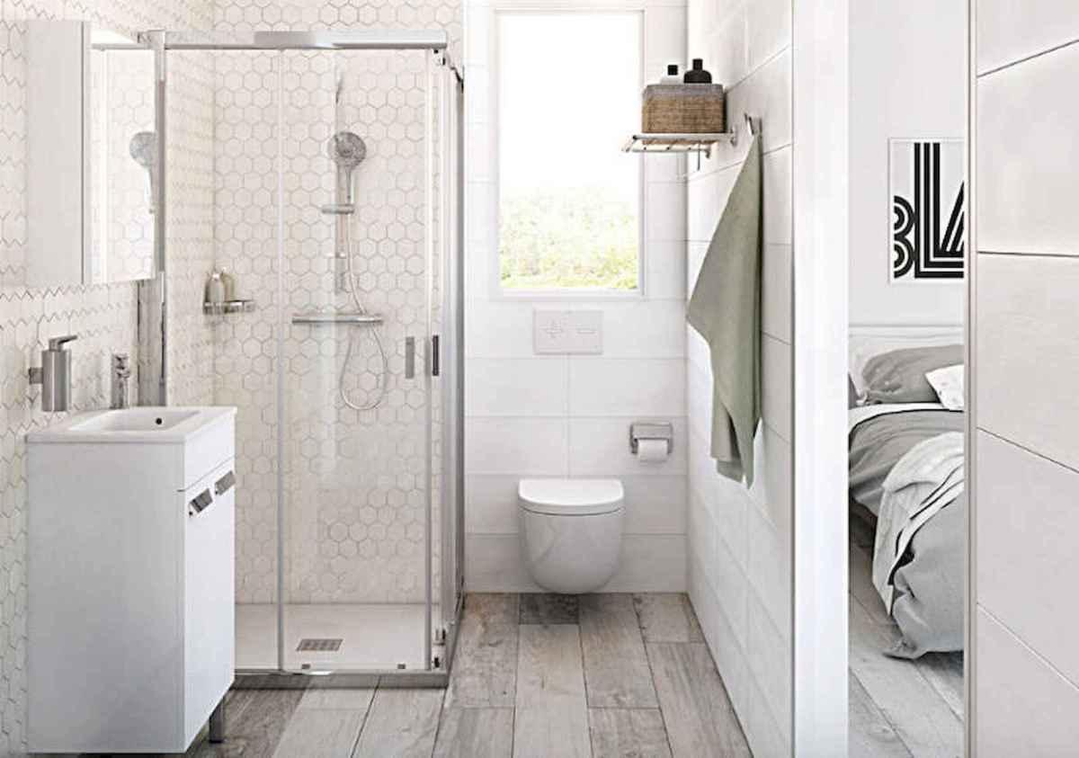 54 Amazing Small Bathroom Remodel Ideas (21)