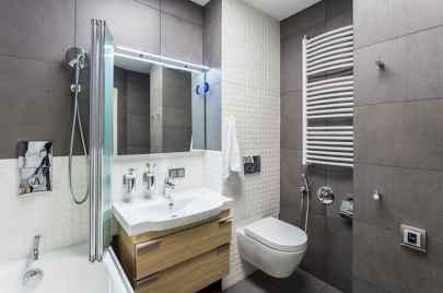 54 Amazing Small Bathroom Remodel Ideas (24)