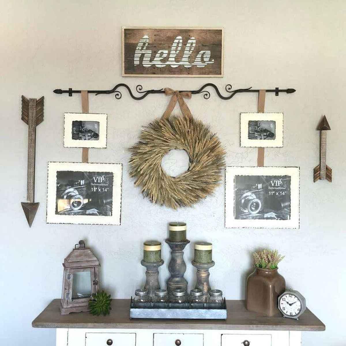 55 Beautiful Farmhouse Wall Decor Ideas (24)