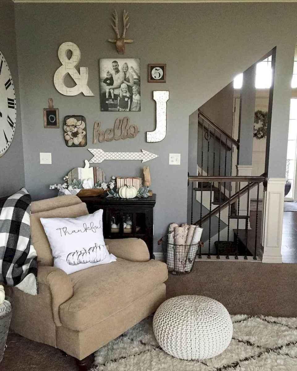 55 Beautiful Farmhouse Wall Decor Ideas (8)