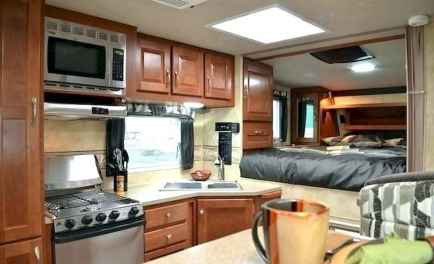 60 Best RV Living Ideas and Tips Remodel (23)
