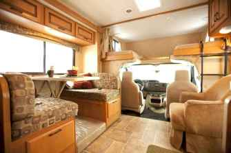 60 Best RV Living Ideas and Tips Remodel (42)