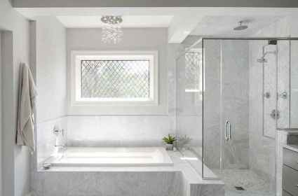 60 Master Bathroom Shower Remodel Ideas (15)
