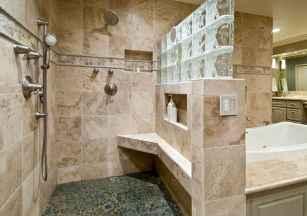 60 Master Bathroom Shower Remodel Ideas (45)