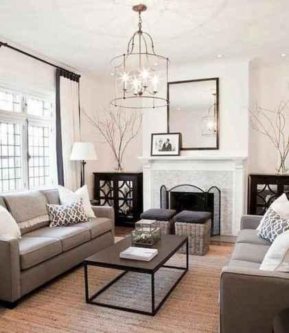 60 Modern Farmhouse Living Room Decor Ideas (13)
