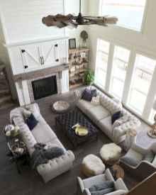 60 Modern Farmhouse Living Room Decor Ideas (4)
