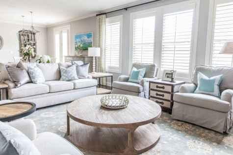 60 Modern Farmhouse Living Room Decor Ideas (42)