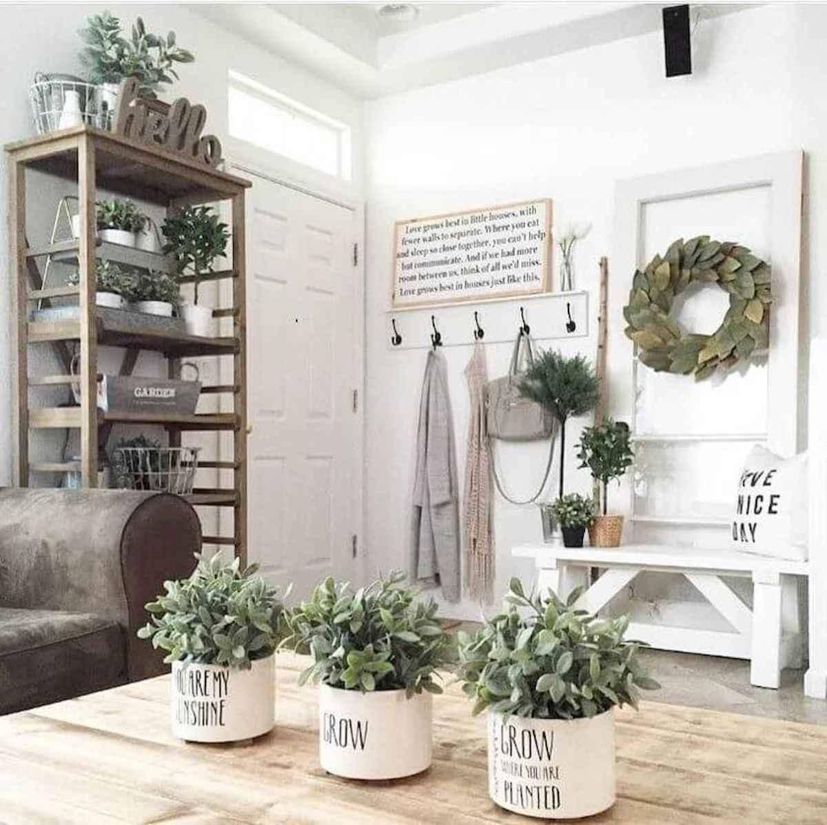 60 Stunning Farmhouse Home Decor Ideas On A Budget (10)