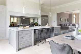 70 Luxury White Kitchen Design Ideas And Decor (39)
