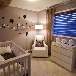 23 Awesome Small Nursery Design Ideas (8)