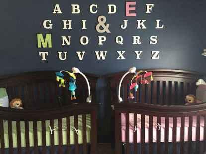 25 Adorable Nursery Room Ideas For Twins (23)