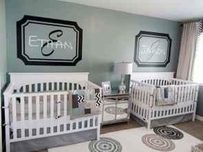 25 Adorable Nursery Room Ideas For Twins (9)