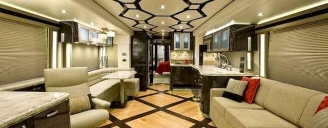 25 Luxury Interior RV Living Ideas (10)
