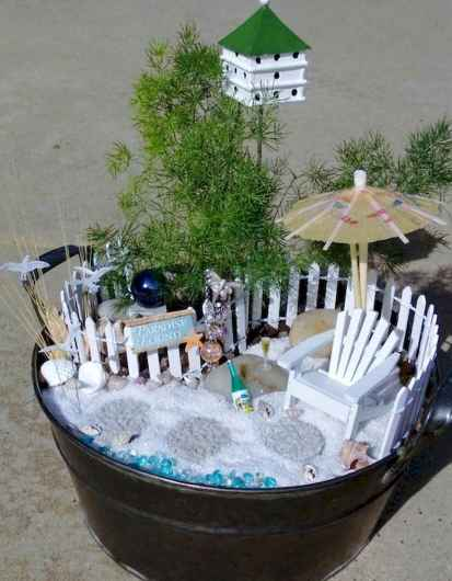 27 Beautiful And Easy Fairy Garden Ideas For Kids (24)