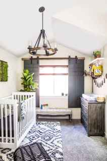 30 Adorable Rustic Nursery Room Ideas (12)