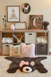 30 Adorable Rustic Nursery Room Ideas (7)
