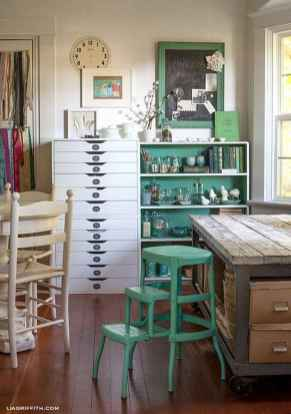 30 Awesome Craft Rooms Design Ideas (14)
