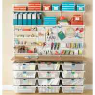 30 Awesome Craft Rooms Design Ideas (20)