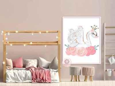 33 Adorable Nursery Room Ideas For Girl (2)