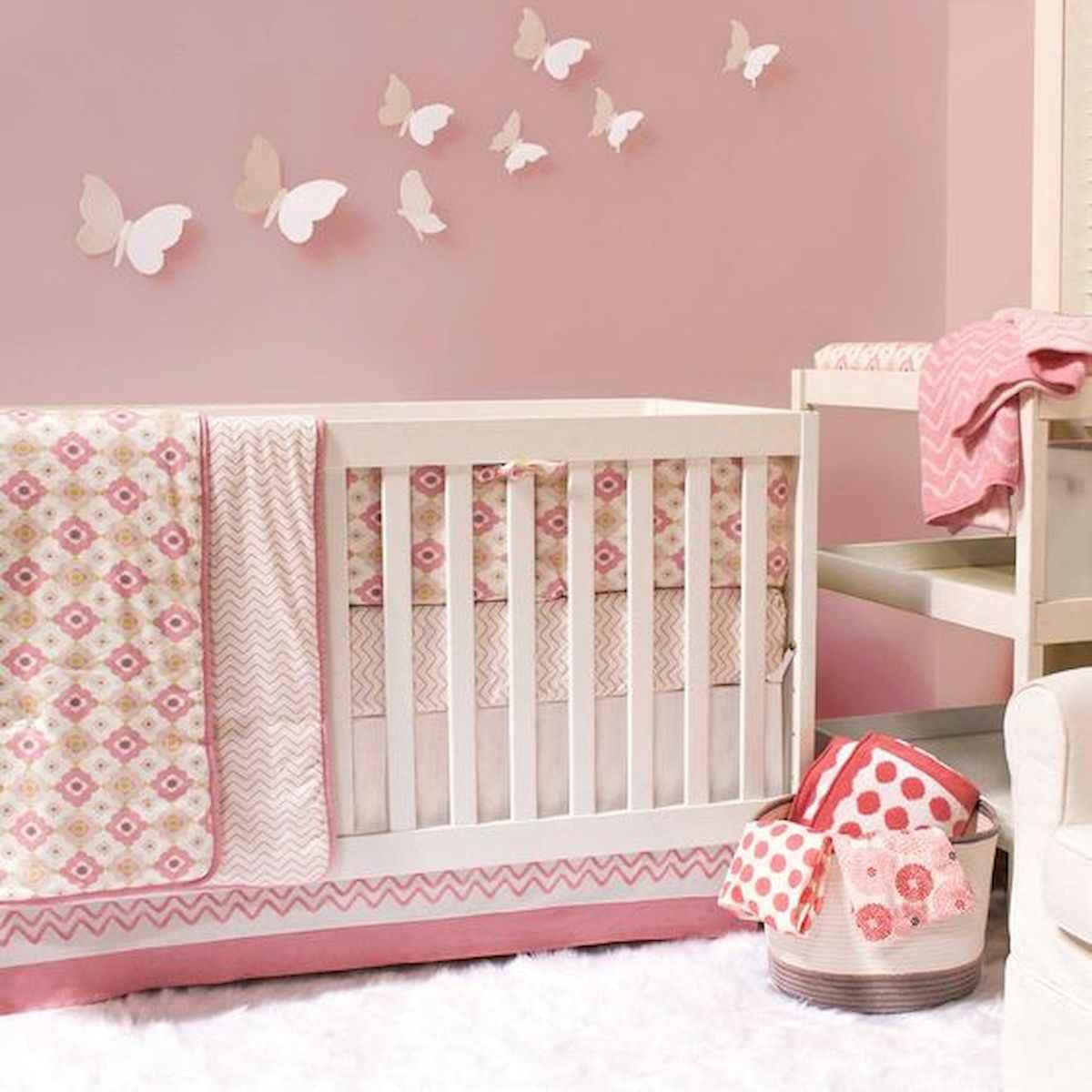 Adorable Nursery Idea: 33 Adorable Nursery Room Ideas For Girl (6)