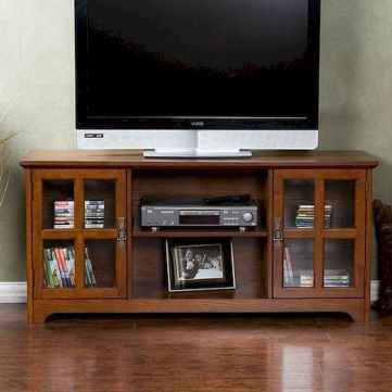 33 Best Farmhouse Living Room TV Stand Design Ideas (20)