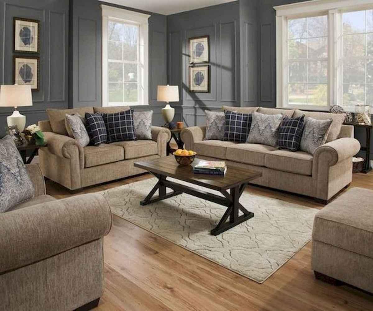 33 Farmhouse Living Room Flooring Ideas (18)