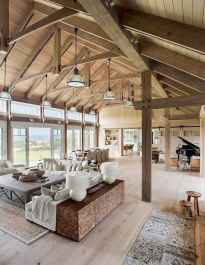 33 Farmhouse Living Room Flooring Ideas (7)