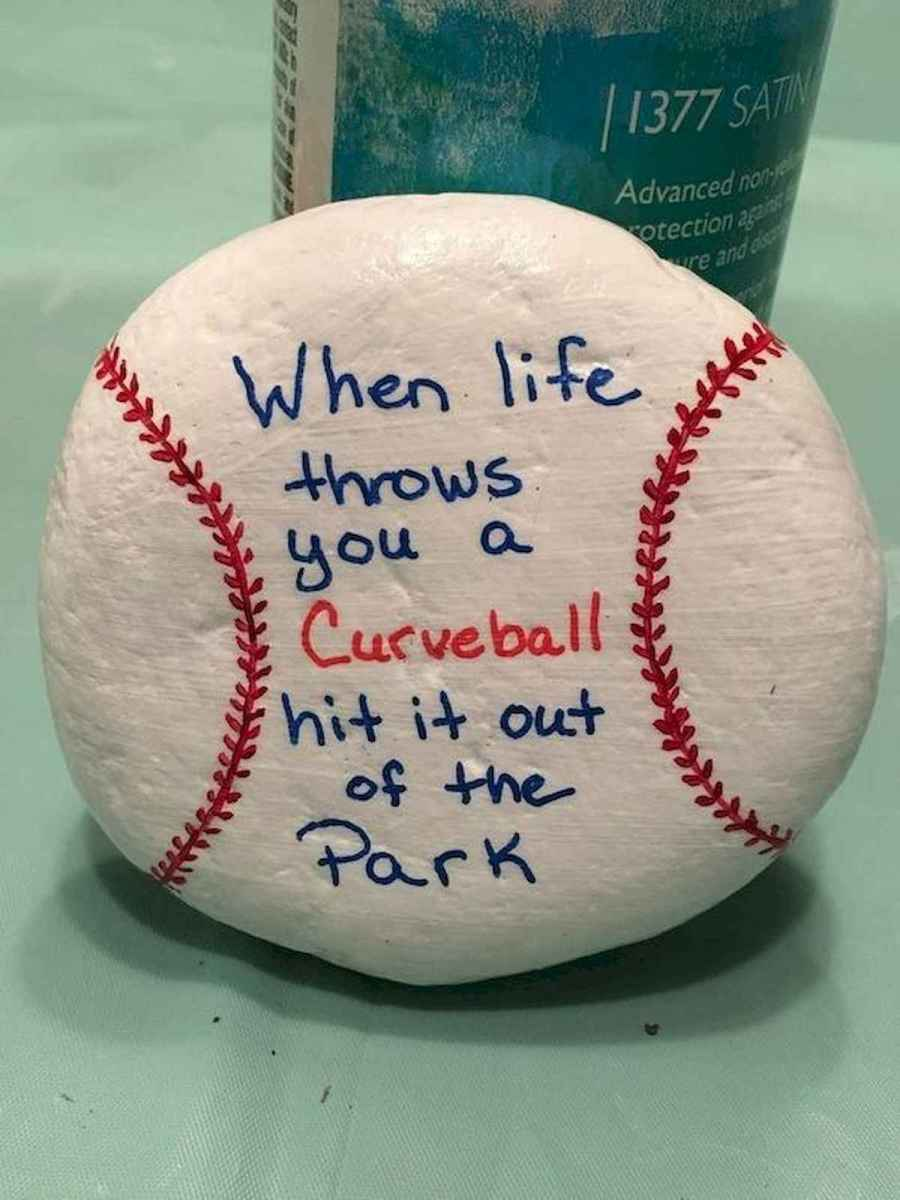 35 Awesome Painted Rocks Quotes Design Ideas (1)