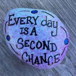 35 Awesome Painted Rocks Quotes Design Ideas (2)