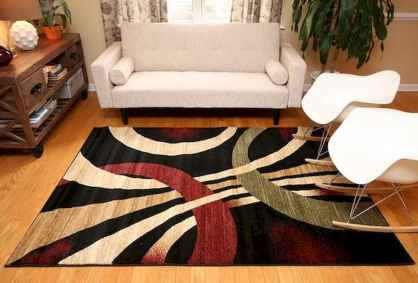 35 Awesome Rug Living Room Ideas (11)