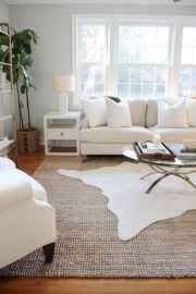 35 Awesome Rug Living Room Ideas (25)