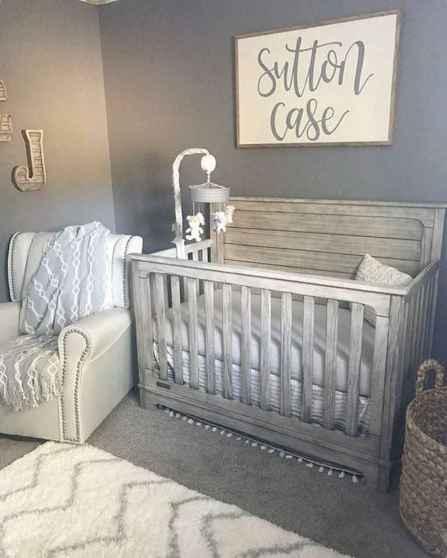 40 Adorable Neutral Nursery Room Ideas (20)