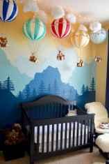 40 Adorable Neutral Nursery Room Ideas (29)