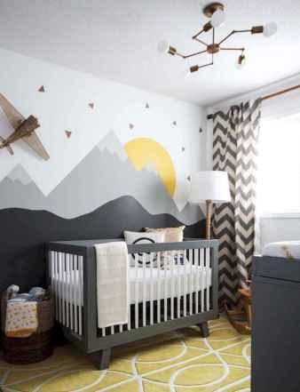 40 Adorable Neutral Nursery Room Ideas (35)