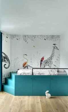 40 Adorable Nursery Room Ideas For Boy (23)